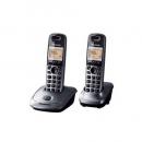 Telefon Panasonic KX-TG2512PDT Duo tytanowy