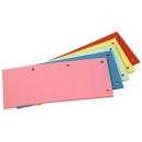 Przekładki kartonowe 1/3 A4 DATURA różowe