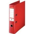 Segregator PCV A4/75mm ESSELTE Standard czerwony 811330