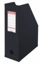 Pojemnik na dokumenty ESSELTE składany A4/100 PCV czarny 56077