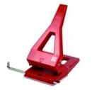 Dziurkacz SAX 608 czerwony