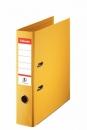 Segregator PCV A4/75mm ESSELTE Standard żółty 811310