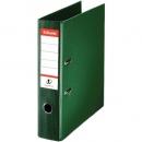 Segregator PCV A4/75mm ESSELTE Standard zielony 811360