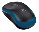 Mysz LOGITECH M185 WRLS BLUE
