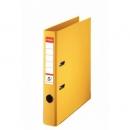 Segregator PCV A4/50mm ESSELTE Standard żółty 811410