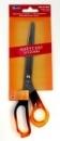 Nożyczki biurowe GRAND 18 cm bursztyn GR-3700