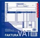 Faktura VAT MICHALCZYK I PROKOP 2/3 A4 netto 102-2 oryginał + kopia 80K