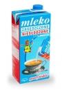 Mleko zagęszczone Gostyń niesłodzone w kartonie 1000g