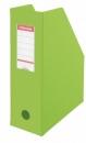 Pojemnik na dokumenty ESSELTE składany A4/100 PCV zielony 56076