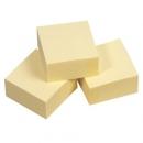 Kostka samoprzylepna ESSELTE CONTACTA 83066 75x75 mm 400 żółtych kartek