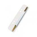 Paski - wąsy do skoroszytu ESSELTE 1430618 białe 4x25szt.