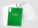 Teczka WARTA do akt osobowych binda zewnętrzna 339-025 zielona