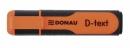 Zakreślacz DONAU D-TEXT Pomarańczowy 7358001PL-12