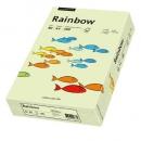 Papier xero kolorowy PAPYRUS A4 Rainbow blado zielony 72 80g