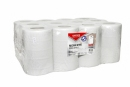 Ręczniki w roli makulaturowe OFFICE PRODUCTS mini 2-warstwowe 50m białe