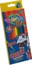 Kredki ołówkowe trójkątne Colorino kids 12 kolorów