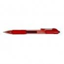 Pióro żelowe POINT OFFICE automatyczne AH 806 czerwone