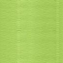 Krepina marszczona 180g 50x250cm 558 jaskrawo zielona