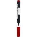 Marker permanentny CENTROPEN DRY SAFE INK z okrągłą końcówką czerwony 8810