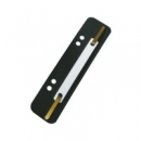 Paski - wąsy do skoroszytu ESSELTE 1430619 czarne 4x25szt.