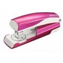 Zszywacz LEITZ średni metalowy NEXXT 5502 metaliczny różowy