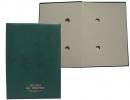 Teczka do podpisu WARTA A4 1824-920-011 zielona