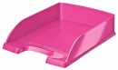 Półka na dokumenty LEITZ Plus metaliczny różowy WOW 52263023