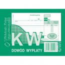 KW Dowód Wpłaty MICHALCZYK I PROKOP 402-5 A6 wielokopia 80 kartek