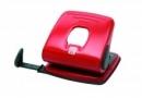 Dziurkacz SAX 418 czerwony